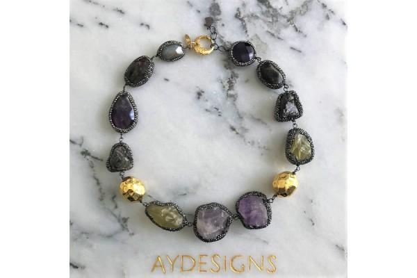 Gems Necklace - II