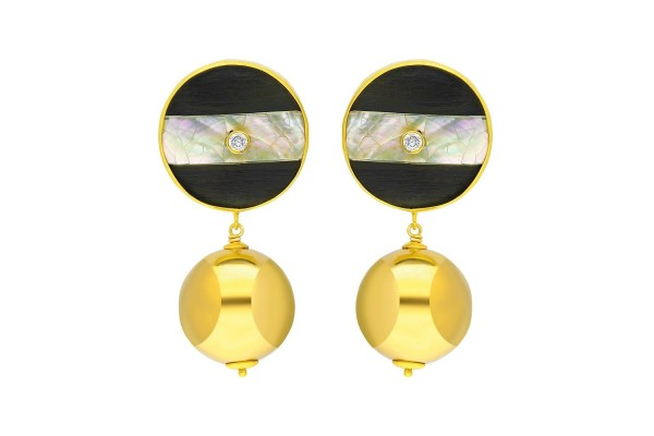 HARPER Circular Earring