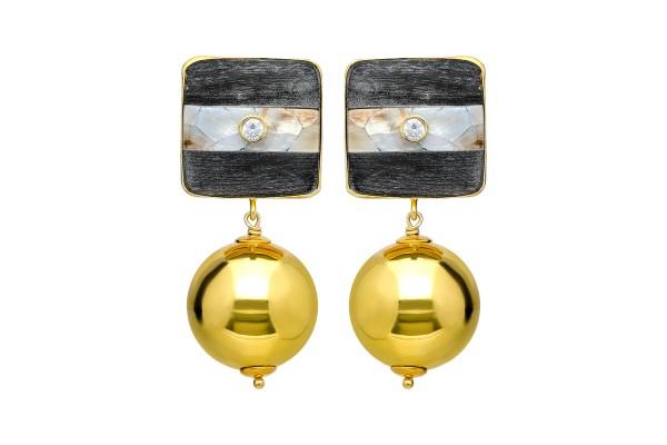 HARPER Square Earring